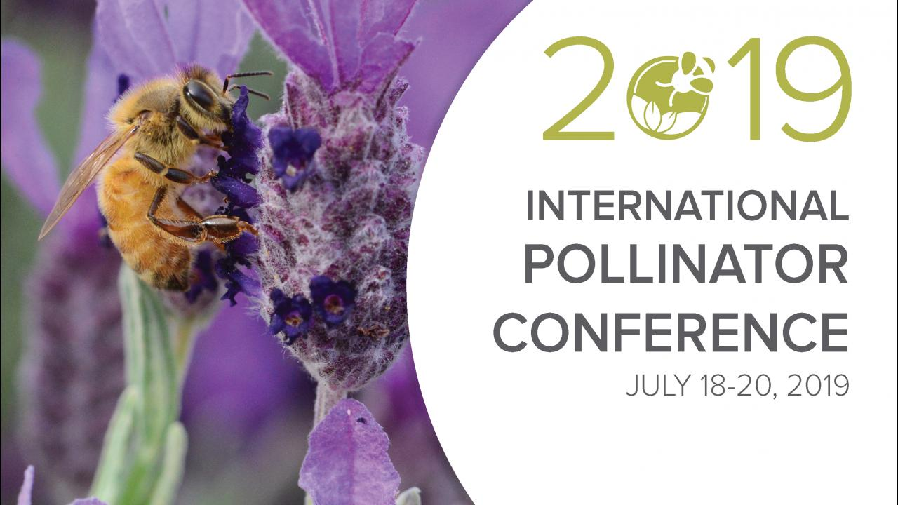 Image result for international pollinator conference